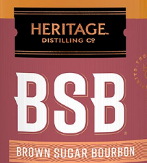 Heritage Brown Sugar Bourbon