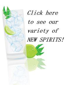 Click here to view our new spirits!